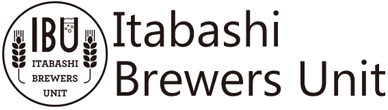 IBU: Itabashi Brewers Unit Logo